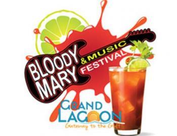 Grand Lagoon Bloody Mary Festival logo