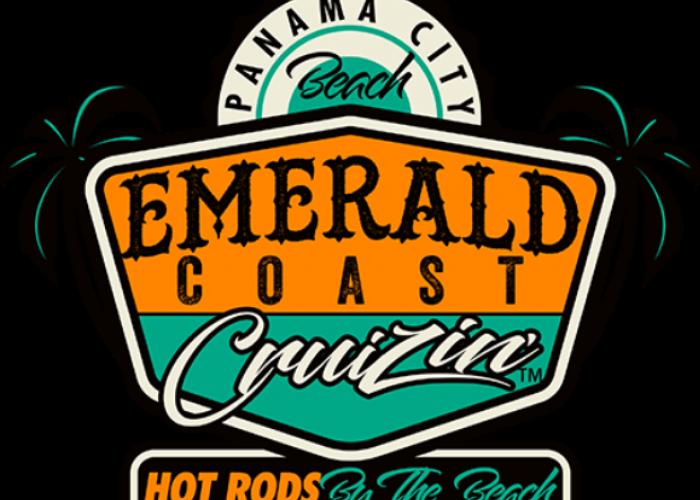 Emerald Coast Cruizin' logo
